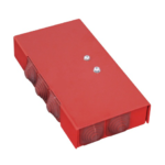 PIP-1AN / Z BEZPIECZNIKIEM 0,375A - Puszka instalacyjna przeciwpożarowa