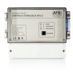 AFG-3 - Centrala zamknięć ogniowych