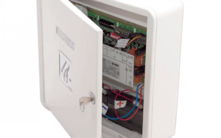 RZN 4408-K Centrala oddymiania kompaktowa 8 A